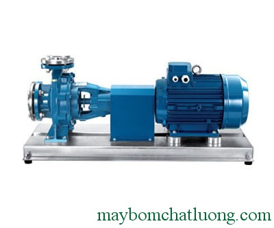Ưu việt của dòng máy bơm công nghiệp ebara