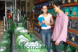 Tư vấn máy bơm nước