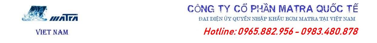 Đơn vị nhập khẩu máy bơm nước giá tốt nhất Hà Nội 2016